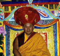 His Holiness 37th Drikung Kyabgon Chetsang